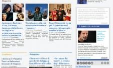 """Spazi pubblicitari presenti nella sezione """"Homepage"""""""