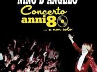 Nino D'Angelo Concerto Anni 80