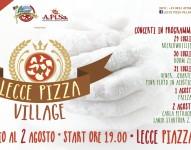 Lecce Pizza Village 2015