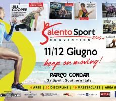 Salento sport convention 2016 Locandina