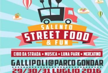 Street food Parco Gondar
