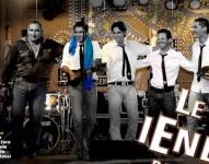 Le Iene Band in concerto