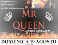 Mr. Queen in concerto