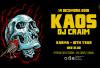 Kaos One e Dj Craim all'Officina degli Esordi di Bari per il decennale di Karma