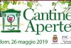 Il vino torna protagonista con l'edizione 2019 di Cantine Aperte