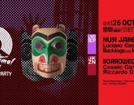 Special guest Nur Jaber e Borrowed Identity