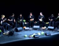 The Vegetable Orchestra in concerto