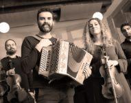 Davide Ambrogio e Claudio Prima & Seme in concerto