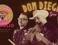 Don Diego trio in concerto