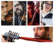 Ensemble De Finibus Terrae in concerto