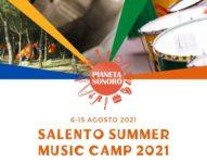 Salento Summer Music Camp